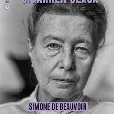 """""""Simone de Beauvoir: """"Bigarren sexua(z)"""" collage filma eta solasaldia Irene Arraratsekin"""