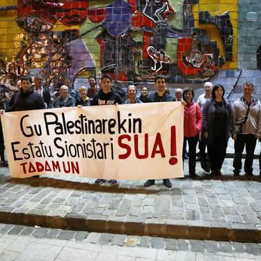 Palestinaren aldeko eguna