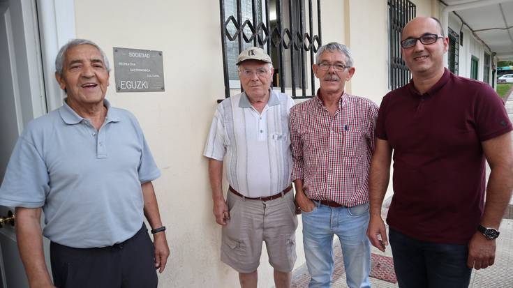 50. urtemuga festa irekia ospatuko du Eguzki Elkarteak larunbatean