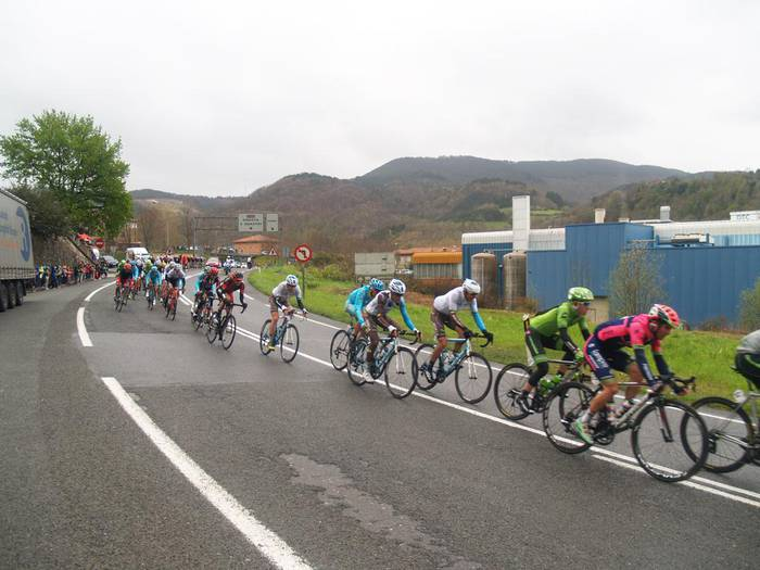 """N-634 errepidearen itxiera urriaren 20an, """"La Vuelta"""" igarotzeko"""