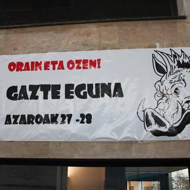 Gazte Eguna: solasaldia eta mobilizazioa