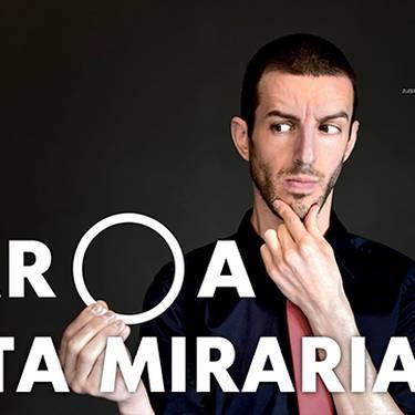 """Kultur Bira: Asier Kidam magoaren """"Aroa eta mirariak"""" ikuskizuna"""