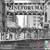 Zaintzen inguruko zine-foruma