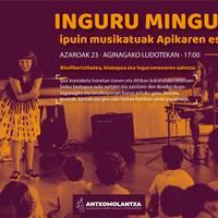 """""""Inguru minguru"""" ipuin musikatuen saioa"""