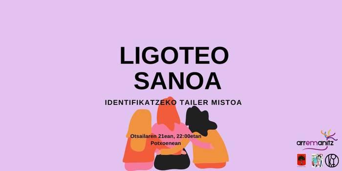 Ligoteo sanoa identifikatzeko tailer mistorako izen ematea zabalik