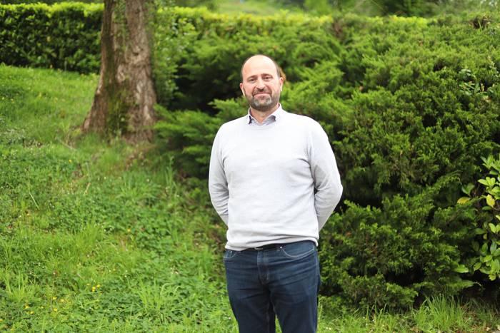 """Isidro Zaldua: """"Euskadin lerro berri hori lantzen hasiko den lehen ikastetxea izango gara"""""""