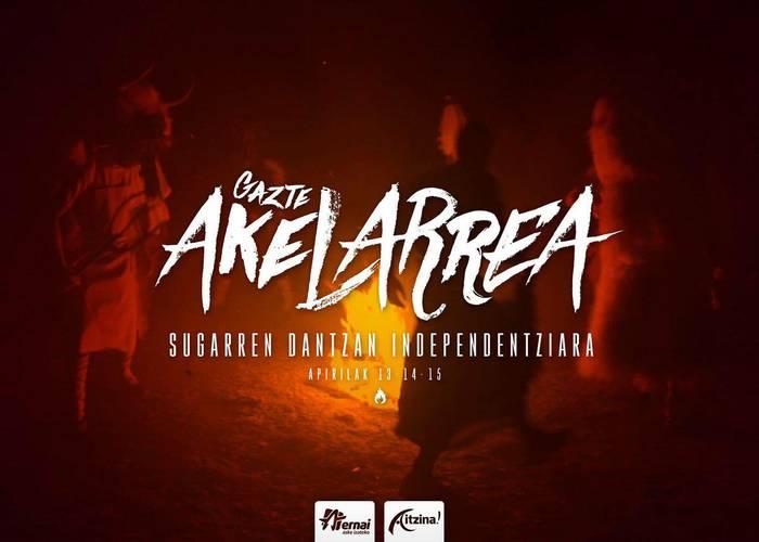 Gazte Akelarrerako bonoak, Aitzagan salgai