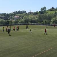 Futbol partidak Haranen