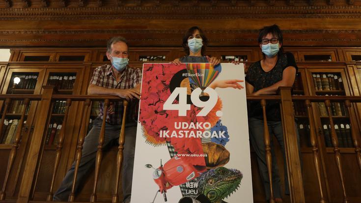 Krisi ekologiko, klimatiko eta soziala hizpide izango duen Jakin Jardunaldia Usurbilen