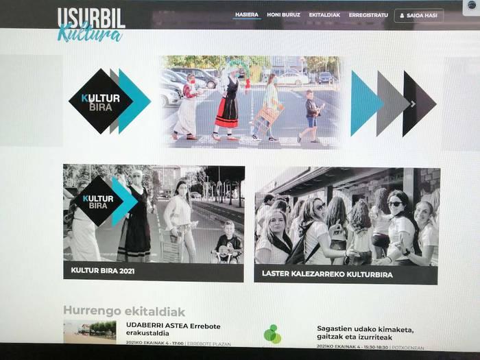 Usurbilgo Kultur Birarako sarrerak eskuragarri
