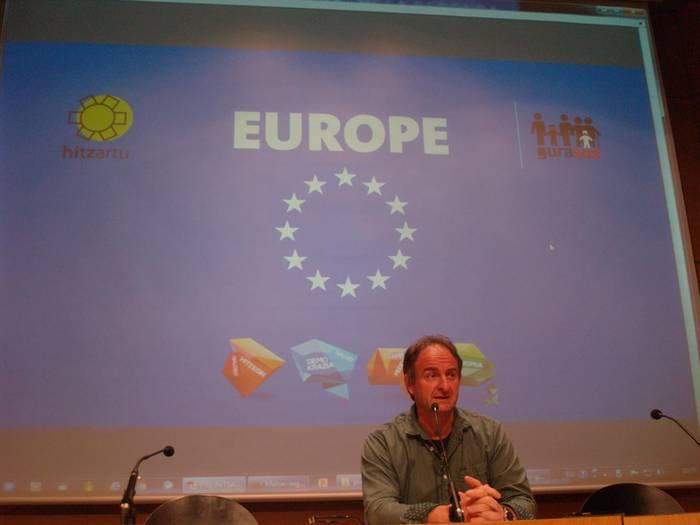 GuraSOSek Europan aurkezturiko salaketari erregistroa eman dio Bruselak
