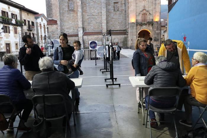 Euskaraldiaren eragina neurtuko dute Usurbilen eta Euskal Herrian