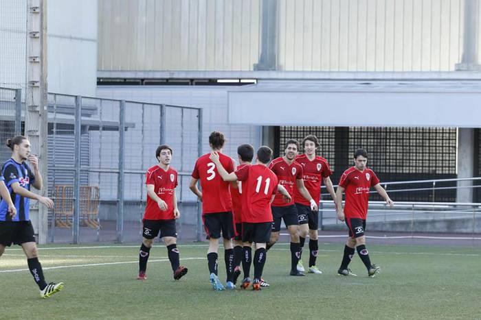 Erregionalen futbol partida larunbatean Haranen