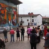 Euskal presoen eskubideen aldeko elkarretaratzea