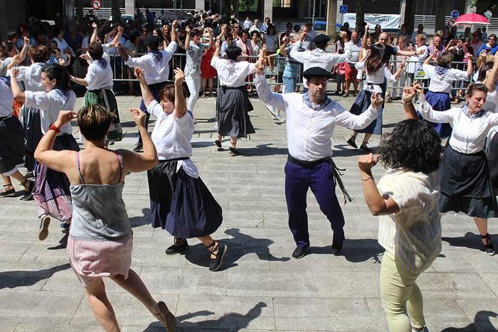 #Usurbilgojaiak19 Udalbatza, jaien hasierara eta soka-dantzara gonbidatua